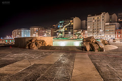 Coruña 2016-09 Nº 133 (-COULD 2.0) Tags: coruña night canon650d spain sigma1750 noche ngc nocturna galicia