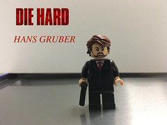 Hans Gruber (cullenjason72) Tags: die hard lego christmas hans gruber