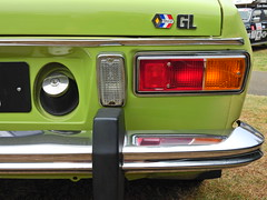 12 (Couldn't Call It Unexpected) Tags: renault 12 virage lime green taillight tail light french