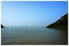 港珠澳大橋   The Hong Kong Zhuhai Macao Bridge (C. Alice) Tags: bridge airplane winter sea blue sky 2016 ilce6000 sony a6000 sonya6000 hongkong asia sonyepz1650mmf3556oss autofocus