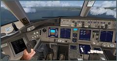 B777-300 CDU (Bill, 1,595,437 million views) Tags: controldisplayunit cdu fmc airline boeing trippleseven ge flightsimulator ifr instrument instrumentrated iap plates charts b773 ils loc