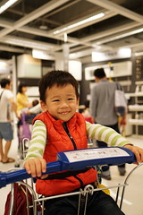 IMG_20170102_105209 (DeanMa1983) Tags: 外出 晨晨 a6000 funny ikea perfect sel24f18z sony