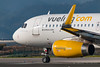 Vueling A320-232 EC-MES (José M. Deza) Tags: 20170107 a320232 airbus bcn ecmes elprat lebl planespotting spotter vueling aircraft