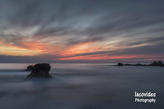 Sky colors (Andreas Iacovides) Tags: ngc olympus em5 mark ii 10stop calm calmness rock landscape peyia pafos paphos cyprus omd