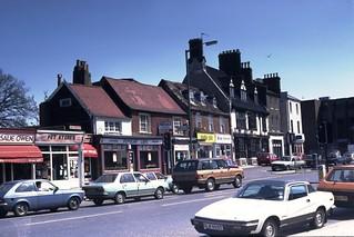 Whetstone, London N20 in 1984