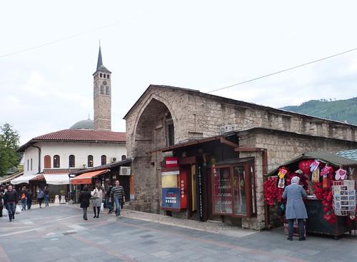 Szarajevó, Gazi Huszref bég bezisztán
