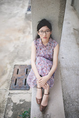 HCW_7172 (Huacheng Wang) Tags: portrait beauty 35mm nikon f14 女孩 d800 人像 美麗 f14g nikond800 nikon35mmf14g