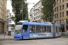 Munich tram 2213, June 2015 (Rochdale 235) Tags: germany munich mnchen bayern deutschland bavaria transport tram eisenbahn 2213