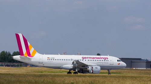 Germanwings Airbus A319-112 D-AKNO