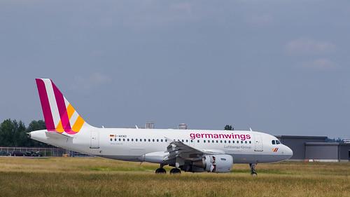 Germanwings Airbus A319-112 D-AKNO