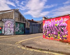 (Andrew_Parsons_Photography) Tags: urban streetart art architecture bristol landscape graff urbanlandscape sprayart hemps sepr hemper