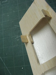 IMG_4227 (Ken RC Flyer) Tags: airplane construction hatch compensator