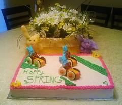 Easter cake by Heather, Linn County, IA, www.birthdaycakes4free.com