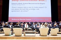 Deep Conversation with Edward Luttwak, Andrew MacLeod & Iain Rogers
