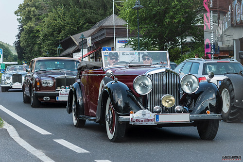 12th International Rolls-Royce and Bentley Rally 020
