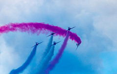 The Red Arrows (mawinter photo) Tags: airshow redarrows 2015 yeovilton