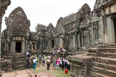 Banteay Samre (Rambo2100) Tags: temple ancient cambodia khmer tour unesco siemreap angkor sanctuary worldheritage banteaysamre suryavarmanii  rambo2100 mauriceglaize