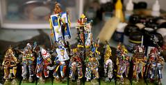 Questing Booty (seaottre68) Tags: questing bretonnia knight games workshop warhammer age sigmar grand alliance order mounted barded citadel horse bretonnian