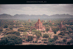 Bagan (ayechan26) Tags: landscape nikon buddhism myanmar dslr bagan lightroom d600 travelphotography landscapephotography 28300mmf3556