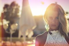 Corina Randazzo (Juankar Gibson) Tags: sunset portrait girl canon model outdoor blogger teenager espaol 600d bloguera mujerhoy