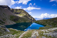 Lac des Laures (mikael.perfetti) Tags: mountains hiking paesaggi montagna valledaosta aostavalley emilius