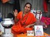Kolkata - Female worshipper (sharko333) Tags: travel voyage reise street india indien westbengalen kalkutta kolkata কলকাতা asia asie asien people portrait woman olympus em1