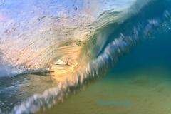 Sandys Rainbow tube (MICHAEL A SANTOS) Tags: saintsphotography liquideyewaterhousings surf hawaii paradise sunrise shorebreak sandys ocean beach hawaiibeaches hawaiianbeaches morningsession surfphotography canon canon7d rokinon rokinon8mmfisheye michaelasantos