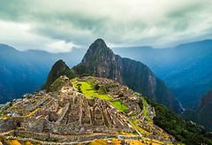 Macchu Pichu/Old Peak (Marvin Macke) Tags: peru macchu pichu travel latin america viaje landscape nature landschaft flickrtravelaward