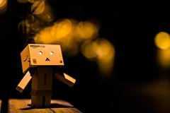 Christmas Lights (sebastianba95) Tags: canon eos 80d odense denmark danmark danboard figure light sigma 35mm 14 prime amazon bokeh