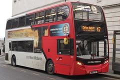 National Express West Midlands Alexander Dennis Enviro400 4931 (BK63 YWT) (Birmingham Central) 'Shakirah' (john-s-91) Tags: nationalexpresswestmidlands alexanderdennisenviro400 4931 bk63ywt birmingham route47 amonstercalls