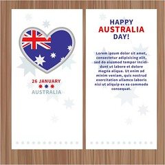 free vector Happy Australia Day With Heart Flag Background (cgvector) Tags: 26 australia badge banner british calligraphic canberra celebration constitution country day democracy democratic election empire festival flag flat freedom government grunge happy heart holiday honor independence island january justice liberation nation national new ocean oceania old pacific patriot pattern peace poster religion sign state strength symbol typographic vector victory vintage white