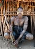 ethiopia - omo valley (mauriziopeddis) Tags: mursi africa etiopia ethiopia ritratto portrait kalasnikof reportage color ethnic tribal tribù etnia