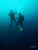 Belharra Underwater (YellowSingle 单黄) Tags: belharra underwater cave canyon boot scuba diving plongée tech ocean atlantic gopro