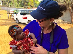 "Board member/volunteer, Sally Lannin and a darling baby • <a style=""font-size:0.8em;"" href=""http://www.flickr.com/photos/109076046@N08/32178437692/"" target=""_blank"">View on Flickr</a>"
