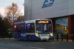McGill's, Greenock 8429 YX60BZB (busmanscotland) Tags: mcgills greenock 8429 yx60bzb yx60 bzb ad enviro 200 alexander dennis da coaches london sovereign sde19