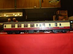 P1040435 (Milesperhour1974) Tags: br mk1 bloodandcustard coach ogauge 7mm rtr kit