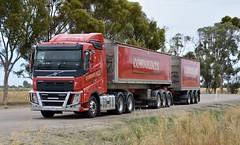 Condoluci's (quarterdeck888) Tags: trucks transport semi class8 overtheroad lorry heavyhaulage cartage haulage bigrig jerilderietrucks jerilderietruckphotos nikon d7100 frosty flickr quarterdeck quarterdeckphotos roadtransport highwaytrucks australiantransport australiantrucks aussietrucks heavyvehicle express expressfreight logistics freightmanagement outbacktrucks truckies fh fhvolvo volvo volvotrucks volvoaustralia volvotrucksaustralia condolucis stagbdouble tipper tiptrucks graintrucks redvolvo glt grahamlustytrailers