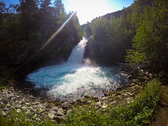 Geiranger, Norway (alioliolé) Tags: water waterfall norway geiranger nature cascada