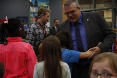 Sen. Erik Simonson in Duluth
