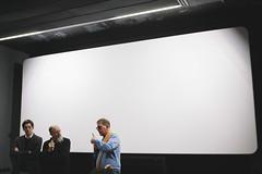 Ross Lipman 028 (Cinemazero) Tags: pordenone cinemazero rosslipman film notfilm busterkeaton samuelbeckett documentario