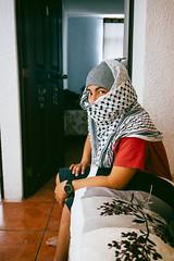 jon (Duke of Gnarlington) Tags: vacation portrait scarf jon guatemala