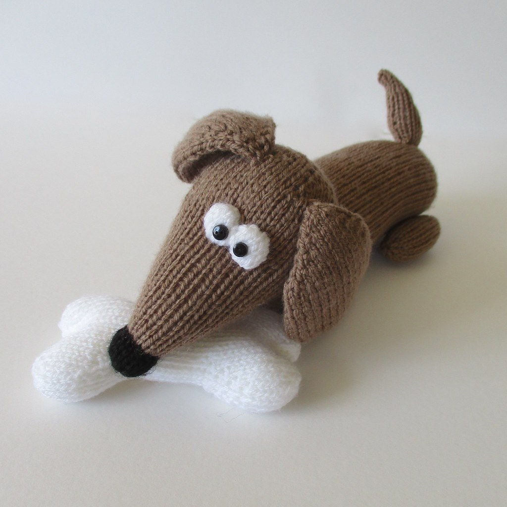 The worlds best photos of dachshund and knitting flickr hive mind bangers the sausage dog knitting patterns by amanda berry tags dog pet brown bankloansurffo Gallery