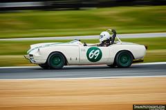 1963 Triumph Spitfire (autoidiodyssey) Tags: usa classic cars racecar vintage wv triumph spitfire 1963 summitpoint vrg jefferson500 kentbain vintageracergroup 2015jefferson500