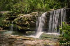 Burden Falls (Jeremy Schumacher) Tags: forest landscape waterfall illinois nikon falls national serene 1855mm shawnee burden d5000