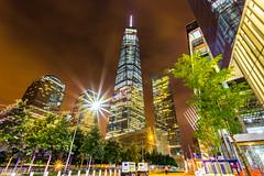 Freedom Tower (J.J.Ma) Tags: world new york city tower freedom manhattan center trade