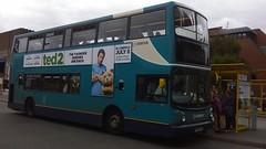 Arriva North West (Winsford) , ALX 400,  CX55 EAW (4107) (NorthernEnglandPublicTransportHub) Tags: