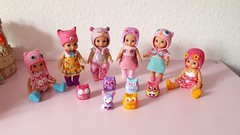 My chou chou collection ♡ (little.heartbeat) Tags: baby cute toy toys doll babies babydoll babie chouchou babytoy cutedoll cutedolls toysbabies