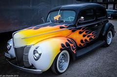 A-Bombers OSW 2015 (Jan Ekstrm) Tags: old hot ford car canon vintage se rat flames pickup automotive rod sverige meet v8 ratrod vstragtalandsln oldstyleweekend backamo abombers canonpowershots120