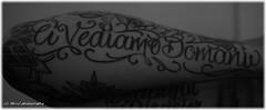 Ci vediamo domani. ((c) MAMF photography..) Tags: art arty blancoynegro blanco blancoenero blackandwhite blackwhite bw biancoenero enblancoynegro flickrcom flickr google googleimages gb greatphoto italian italy tattoo tattoos tatuaggio tatuaggi language mamfphotography mamf monochrome nikon noiretblanc noir nikond7100 negro fotografiainbiancoenero photography photo pretoebranco schwarzundweis schwarz zwartenwit zwartwit zwart