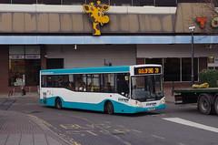 IMGP6903 (Steve Guess) Tags: woking surrey bus england gb uk ae56mdo excetera buses j14 evolution